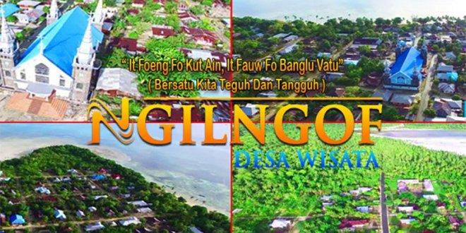 bupati maluku tenggara apresiasi wisata virtual desa ngilngof - Icha Trans - Bupati Maluku Tenggara apresiasi wisata virtual Desa Ngilngof