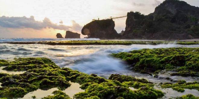 wisata pantai siung