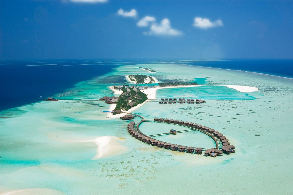 Olhuveli resort and spa - Ảnh: Flickr