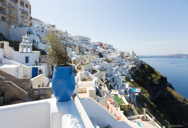 Thira (Fira) Santorini - Travelpx.net