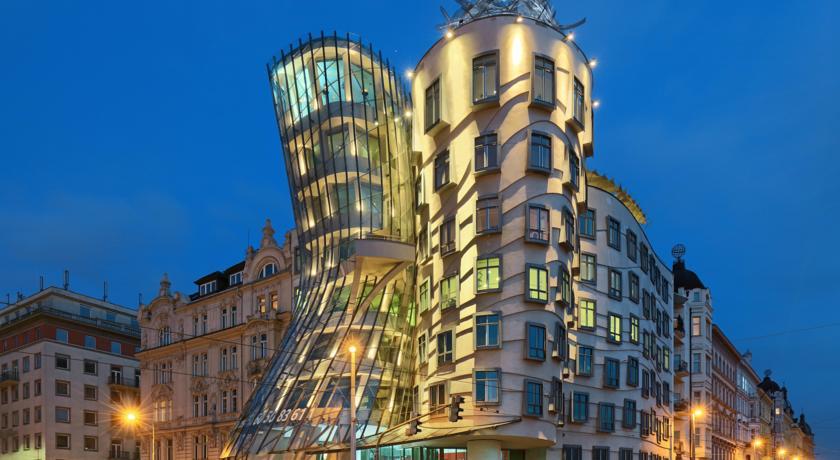 Dancing House - Prague1