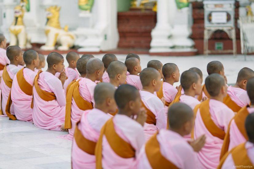 Chùa Shwedagon