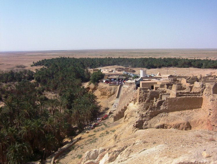 Deserto Tunísia