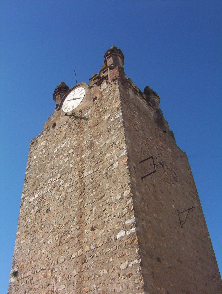 Serpa Torre Relógio