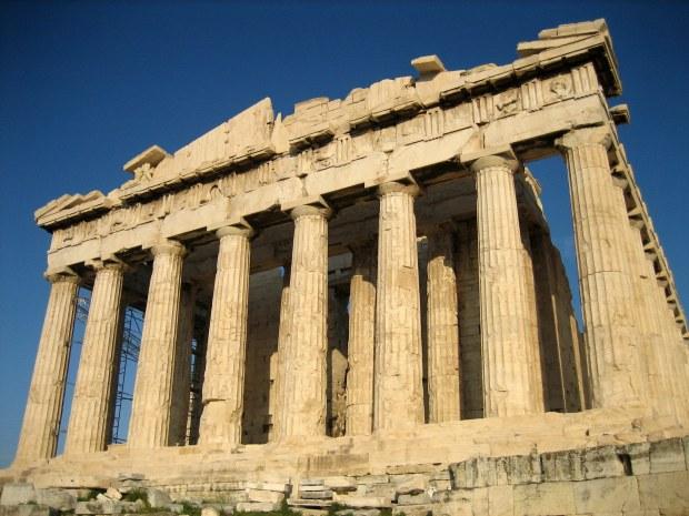 Atenas_Parthenon