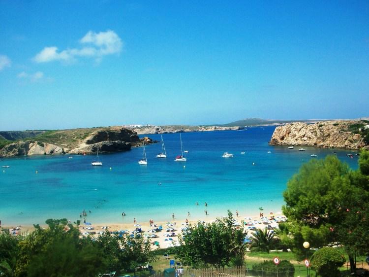 Menorca, descanso e boa vida