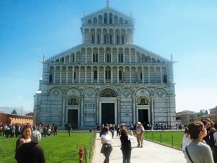 Pisa, para lá da Torre