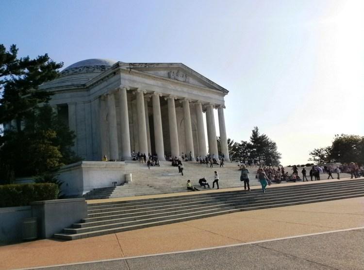 o que visitar em Washington