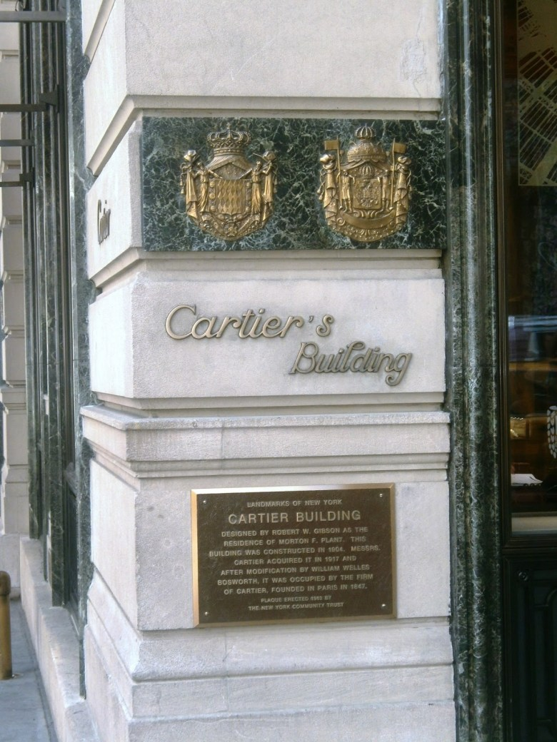 Cartier Building NY