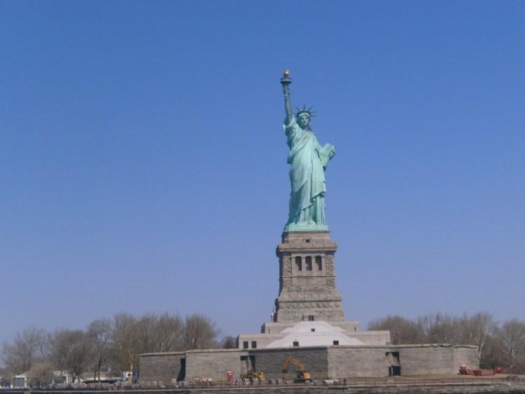 Statue Liberty NY