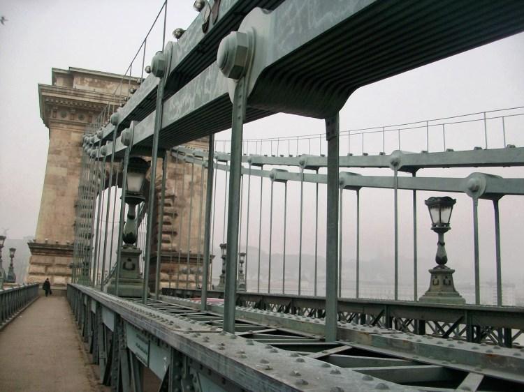 Budapeste Ponte Correntes