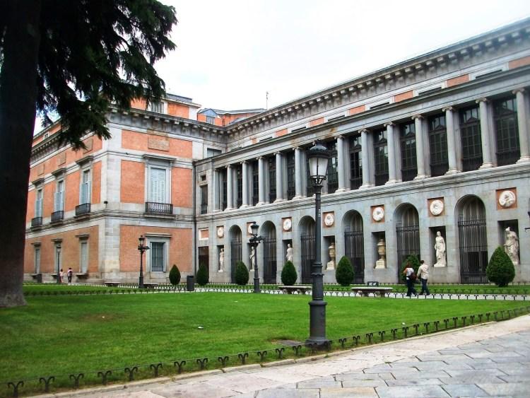 Madrid, Museu Prado