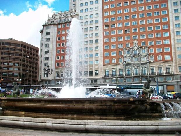 Madrid plazadeespana