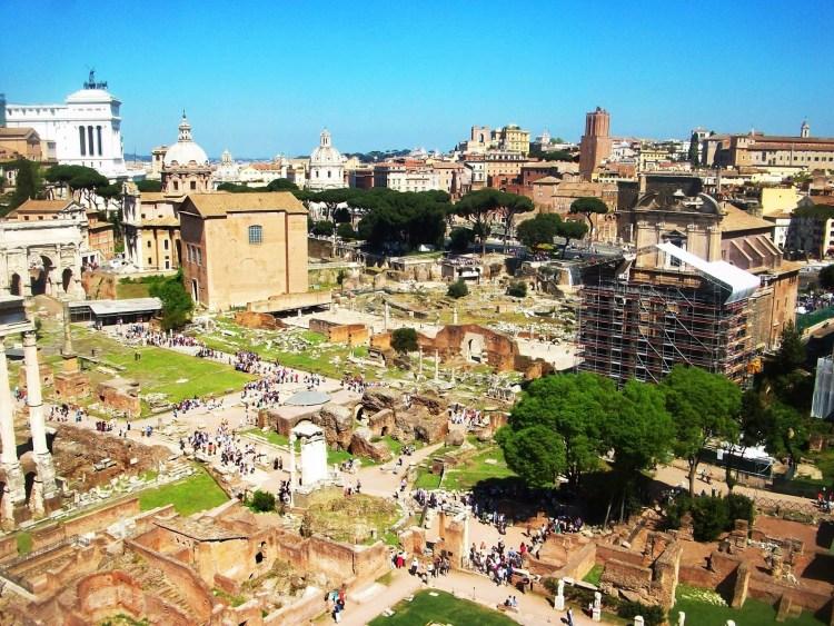 Que erros deve evitar em Roma