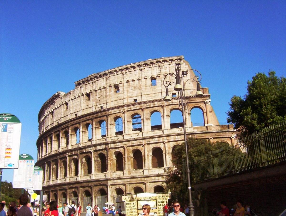 5 Erros a não cometer em Roma