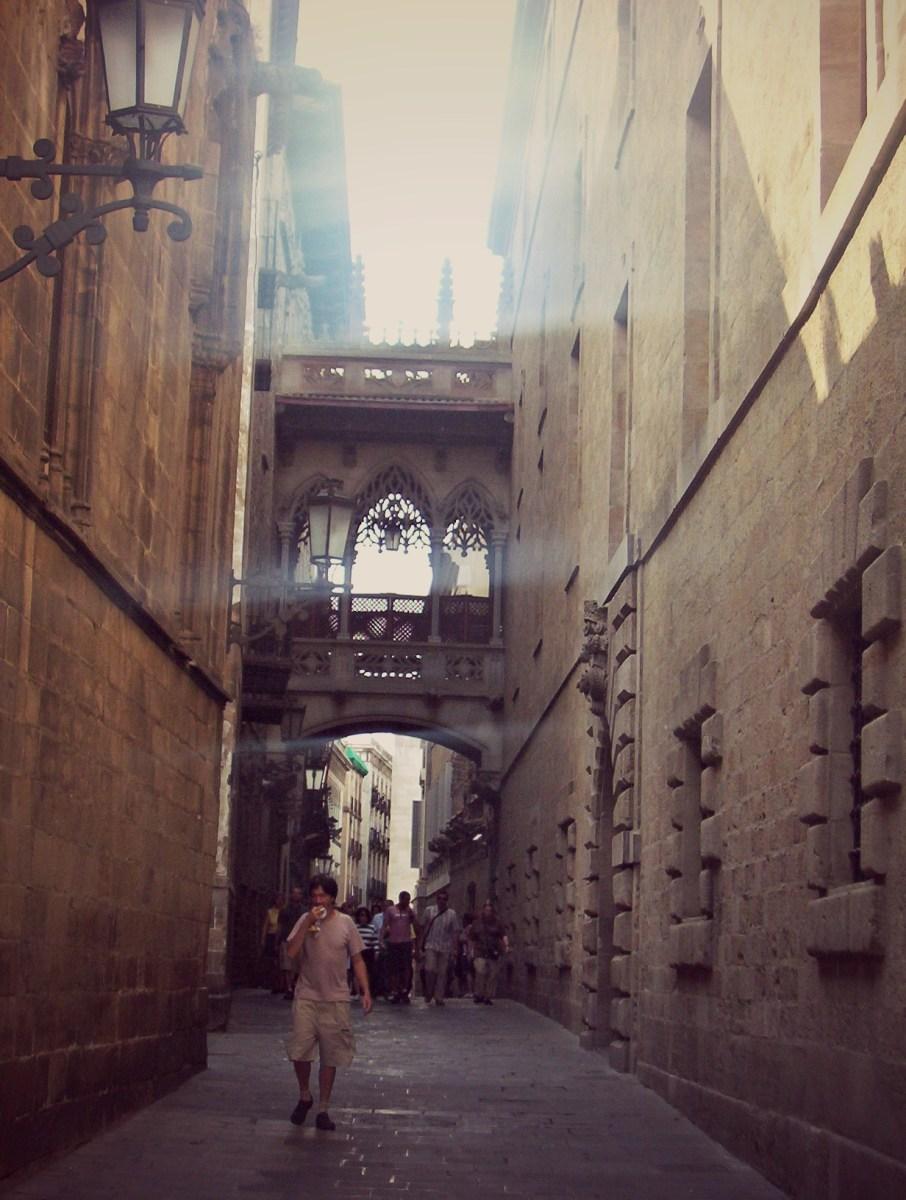 À descoberta de Barcelona