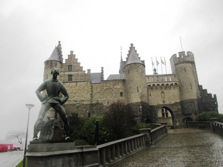 Antuerpia 1 razão para visitar a Bélgica