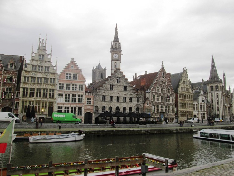 Gent Bruxelas Day trips: Bruges, Antuérpia e Gent