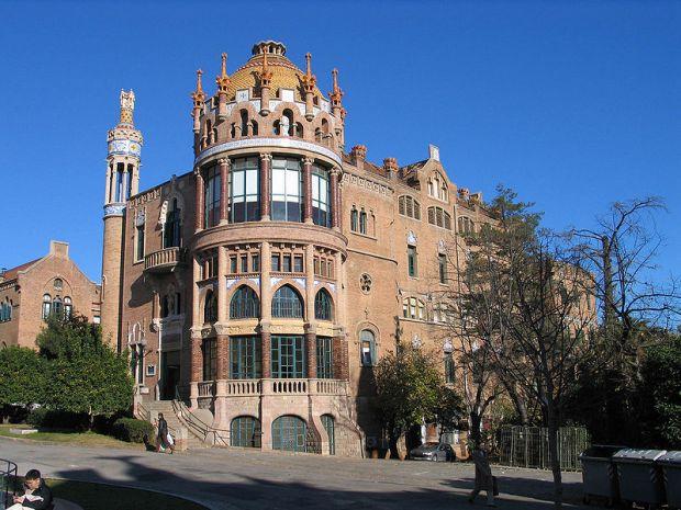 Barcelona Hospital de la Santa Creu i de Sant Pau