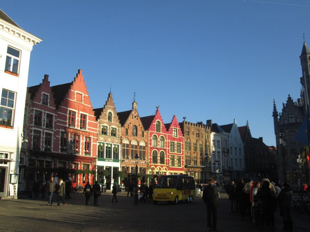 Bruges, uma cidade para nos apaixonarmos