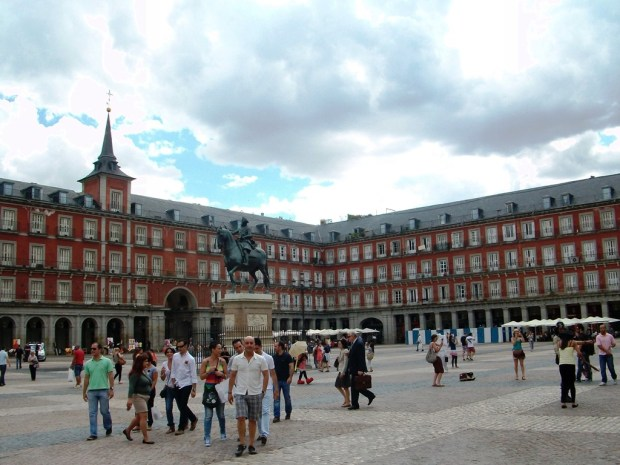 madrid PlazaMayor1