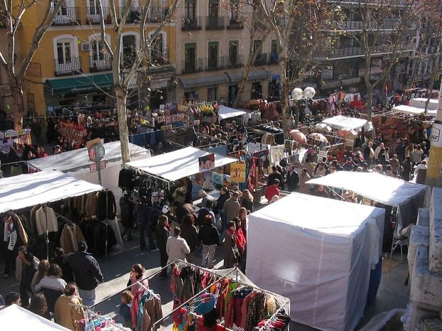 madrid Rastro_de_Madrid