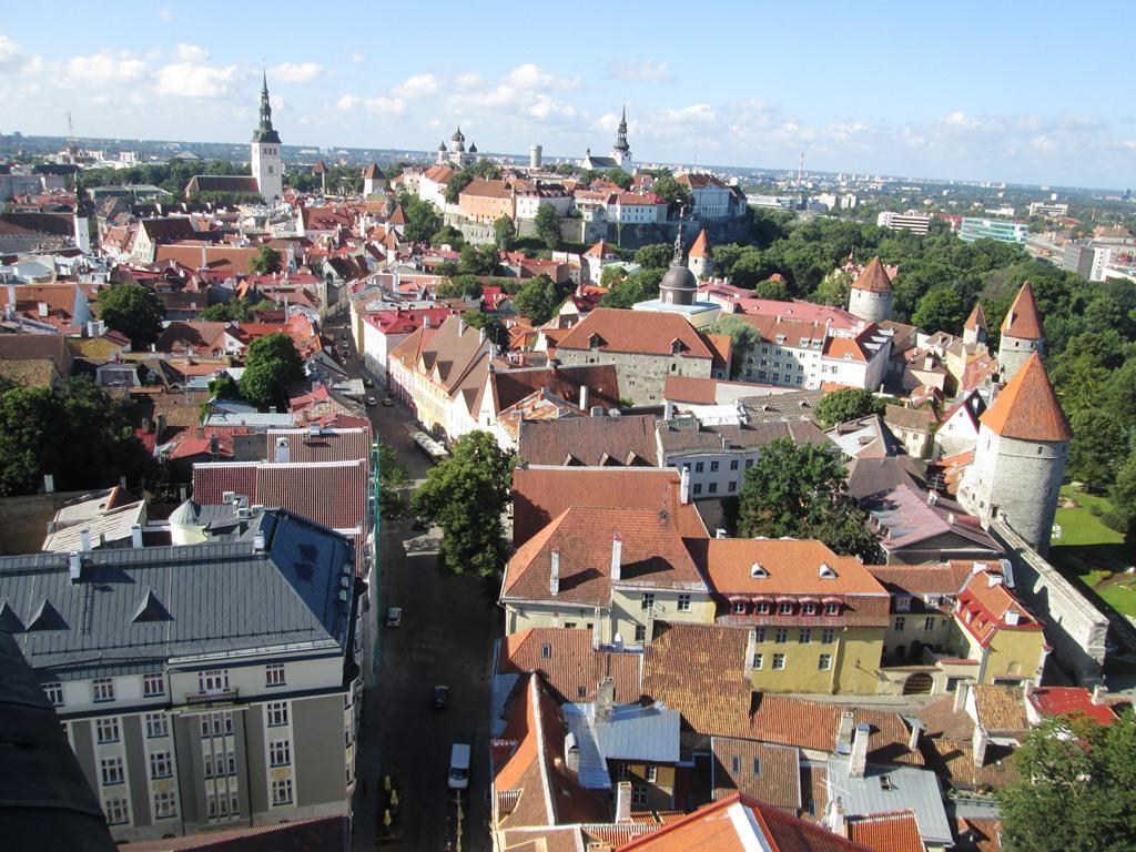 Tallinn, viagem à época medieval
