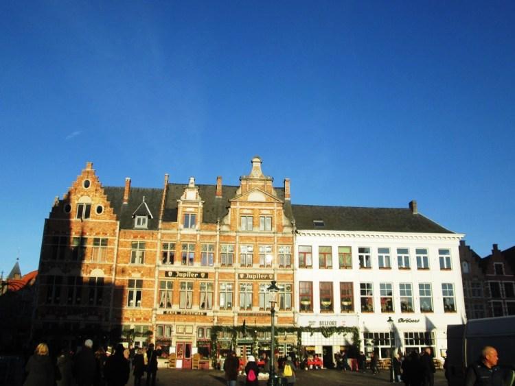 Bruges Bruxelas Day trips: Bruges, Antuérpia e Gent
