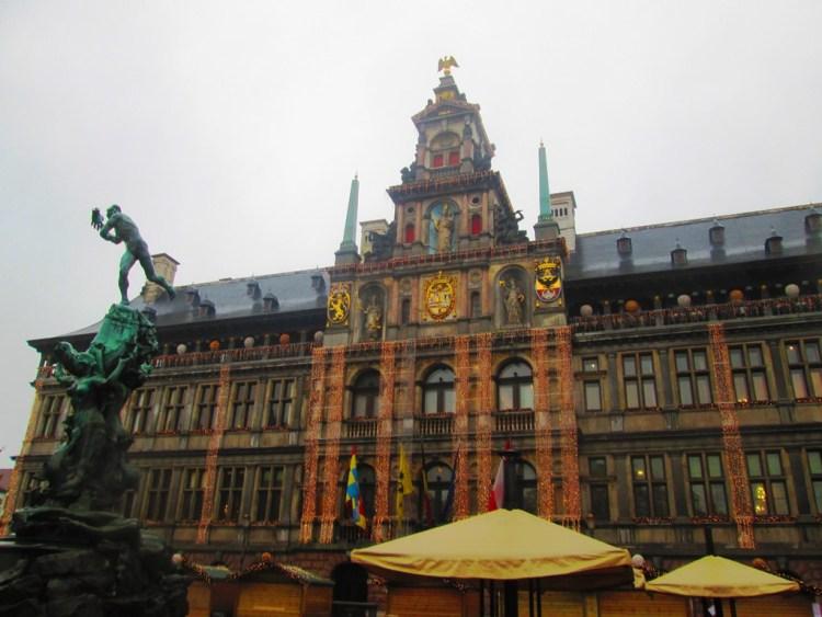 arquitectura 1 razão para visitar a Bélgica