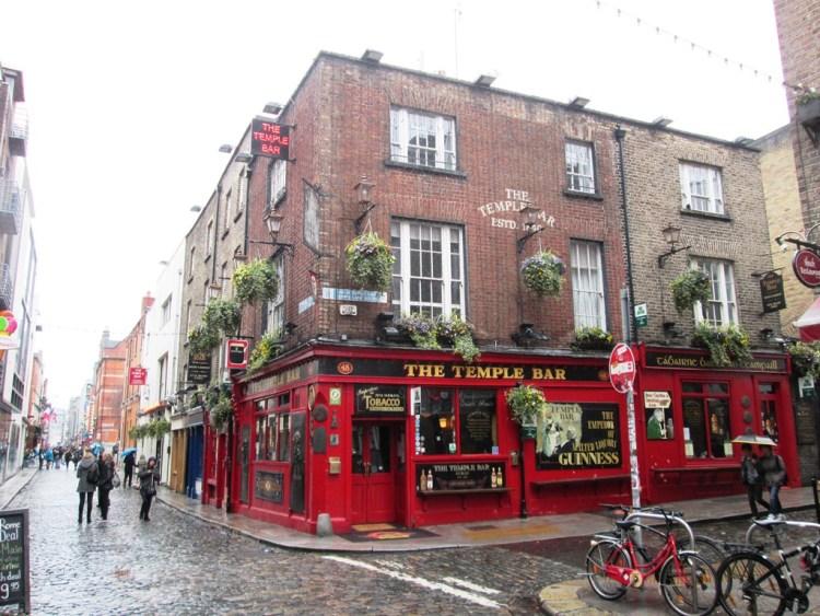 Os Pubs de Dublin
