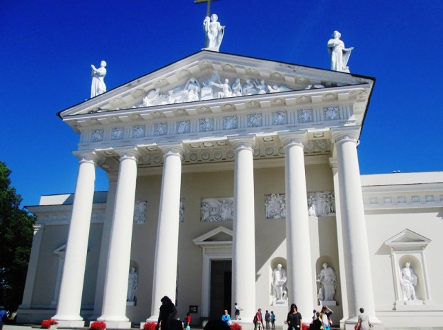 Cidade low cost Europa Vilnius