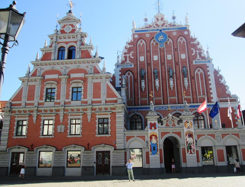 Riga, uma cidade que não se esquece!
