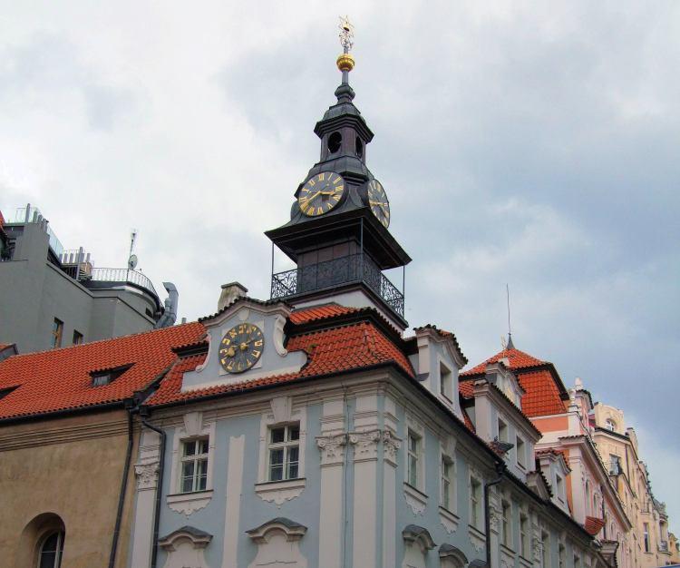 Josefov o Bairro Judeu de Praga