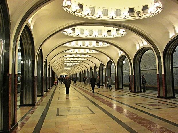 Moscovo_Mayakovskaya1