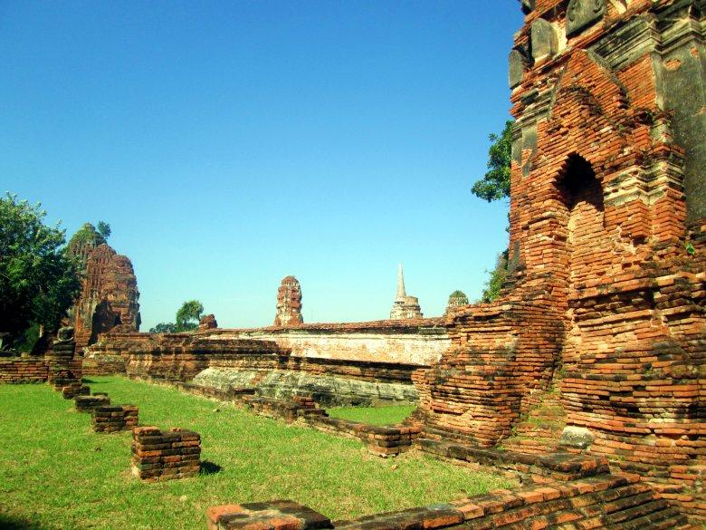 o que visitar em Ayutthaya