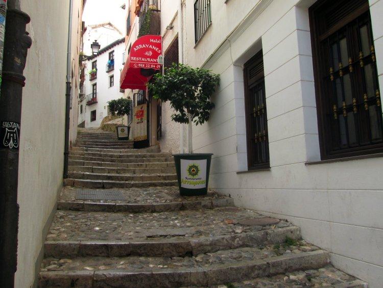 Granada - Albazín1
