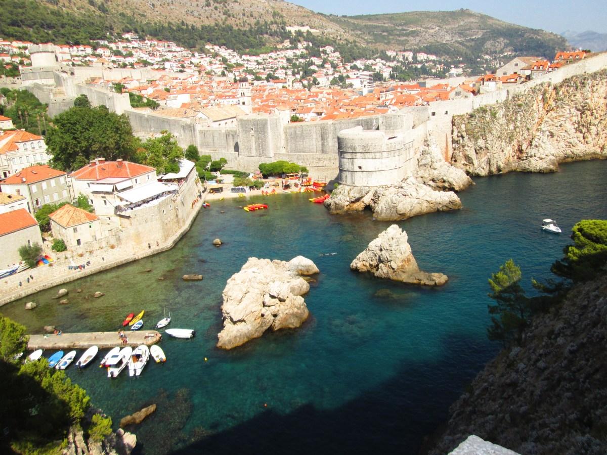 O que visitar em Dubrovnik, a pérola do Adriático