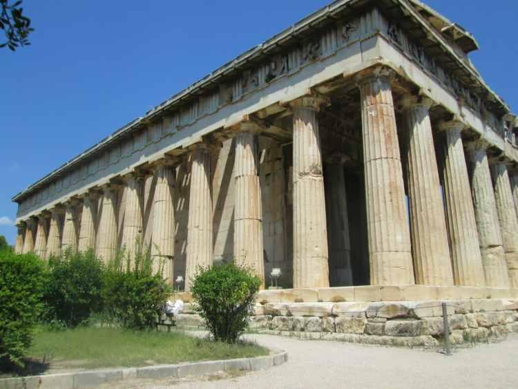 Athena - Agora Atenas berço da civilização