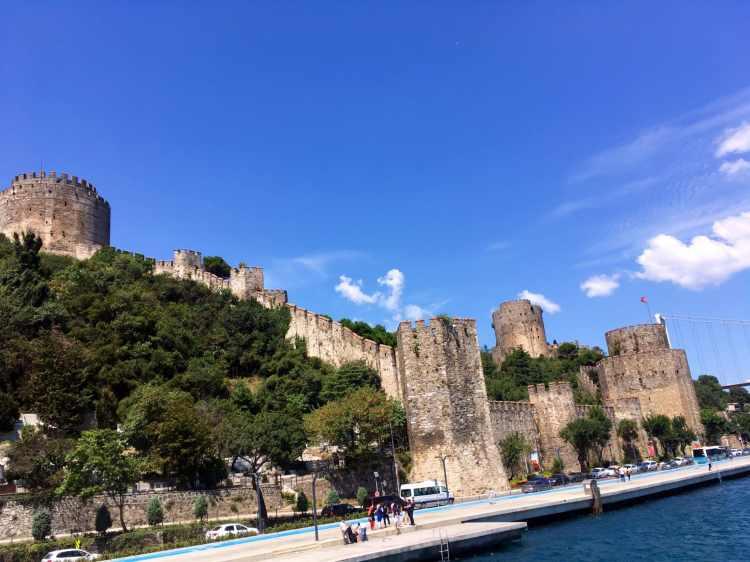 Istambul - Fortaleza Europa