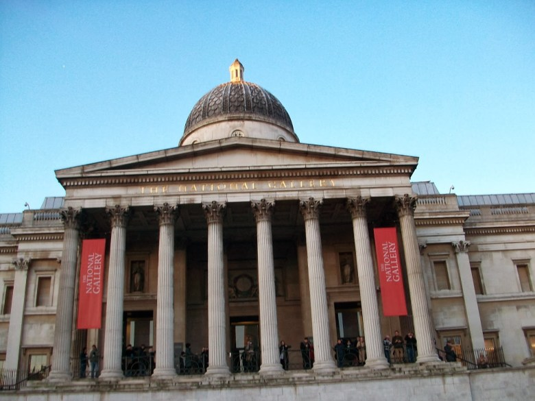 O que visitar em Londres  National Gallery