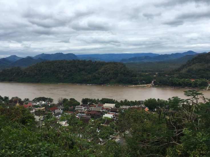 Monte Phousi - Luang Prabang1