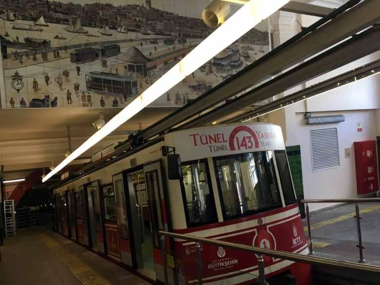 Istambul - Tunel