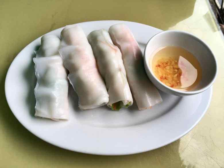 Crepes Vietnamitas