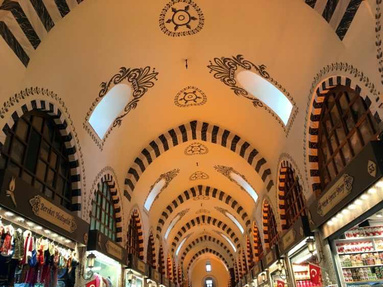 Istambul - Mercado Especiarias1