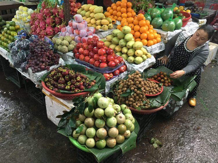 Hue - Mercado Dong Ba11
