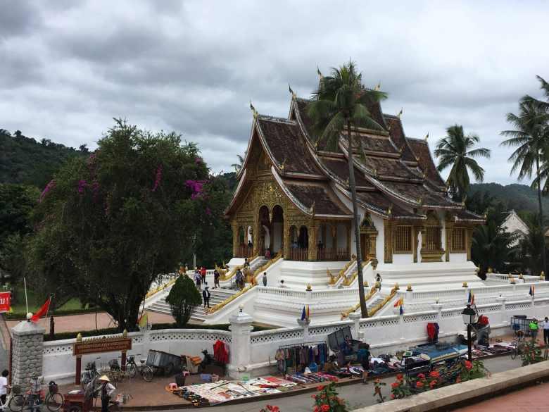 Templo Real - Luang Prabang