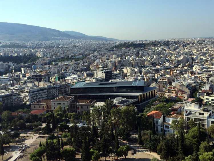 Athenas - Acropole Museum Atenas berço da civilização