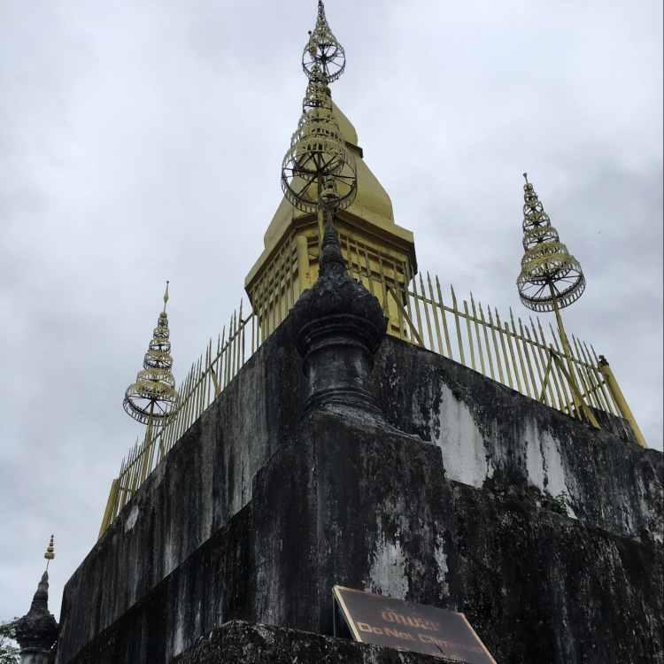 Monte Phousi - Luang Prabang