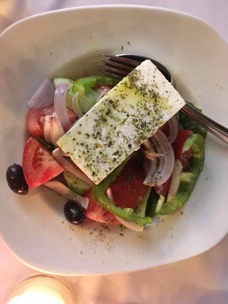 Horiatikki greek