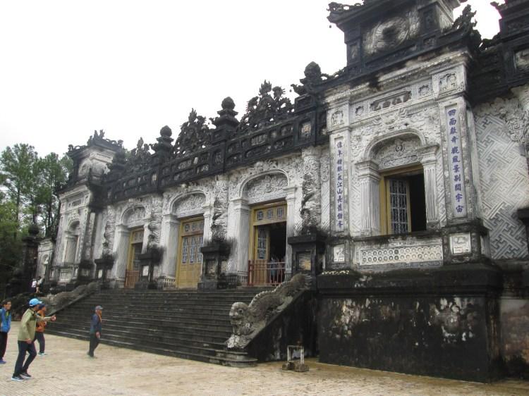 Hue - Khai Dinh Tomb1